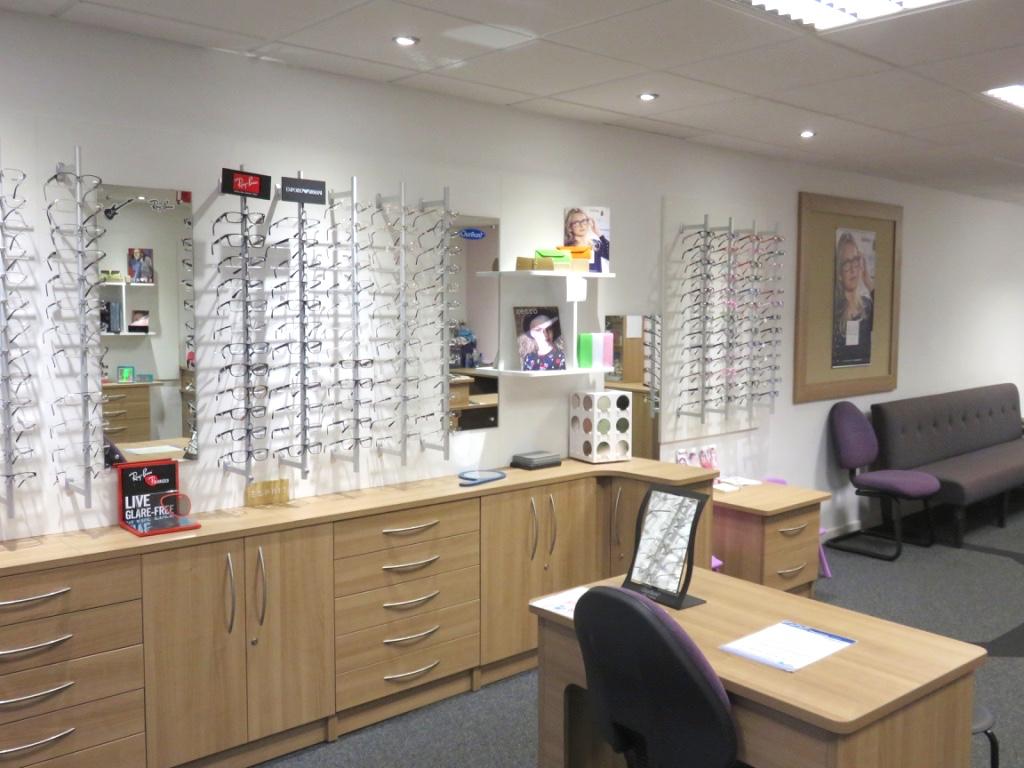 B Braysher Optometrists Blaydon On Tyne